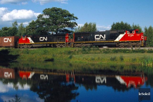 La Compagnie des chemins de fer nationaux du Canada (CN) a vu ses profits et...