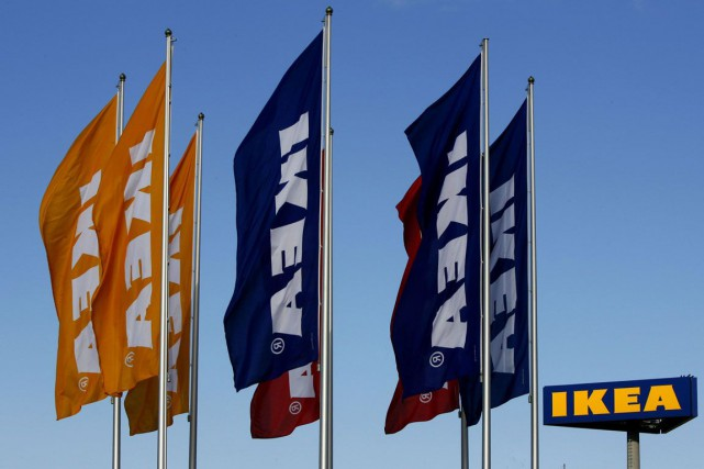Le numéro un mondial de l'ameublement Ikea a annoncé mardi qu'il allait... (Photo archives Reuters)