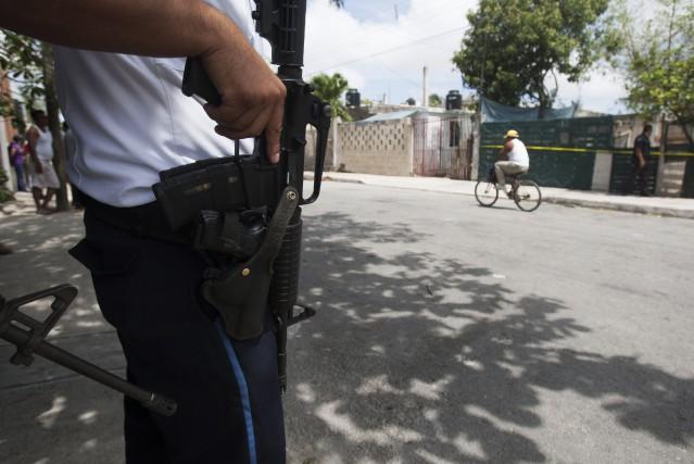 Au Mexique, les forces de sécurité font régulièrement... (Photo Victor Ruiz Garcia, Archives REUTERS)