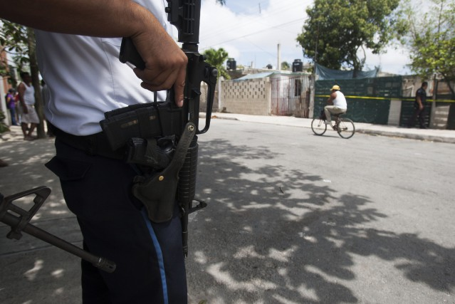 Les forces de sécurité mexicaines font régulièrement subir des abus sexuels aux... (Photo Victor Ruiz Garcia, Archives REUTERS)