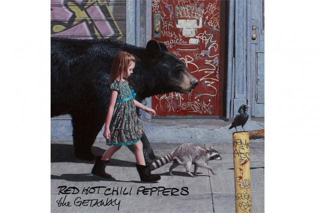 The Getaway, de Red Hot Chili Peppers...