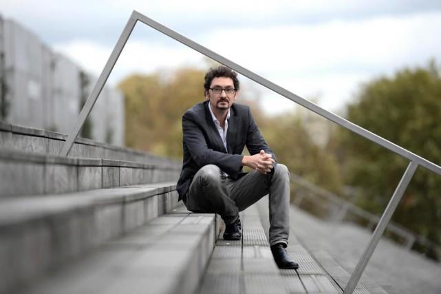 Le mystère Henri Pick, de David Foenkinos, est... (Photo Stéphane de Sakutin, archives Agence France-Presse)