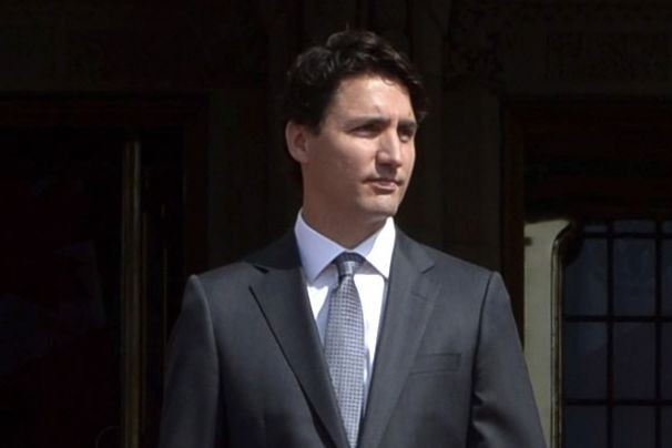 Justin Trudeau à Ottawa, mardi... (Archives PC)
