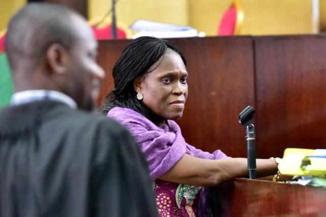 La cour d'assises d'Abidjan juge depuis le 31... (PHOTO  ISSOUF SANOGO, ARCHIVES AFP)