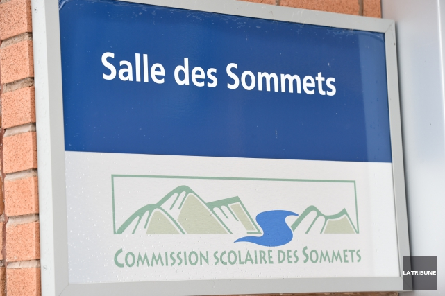 Le budget 2016-2017 de la Commission scolaire des... (Archives, La Tribune)