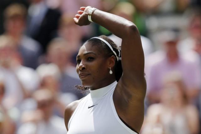 Serena Williams... (Associated Press)