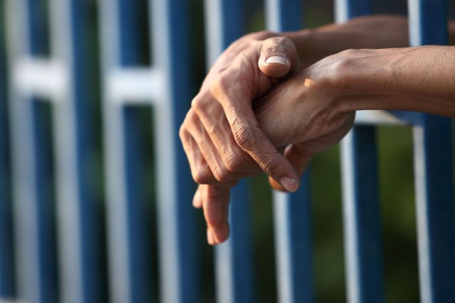 Roger Turmel est incarcéré pour avoir eu en... (123RF)