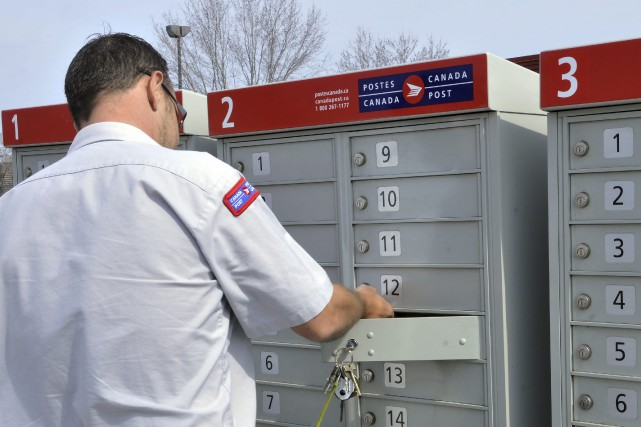 Le syndicat reproche aux gestionnaires de Postes Canada... (Le Progrès-dimanche, Rocket Lavoie)