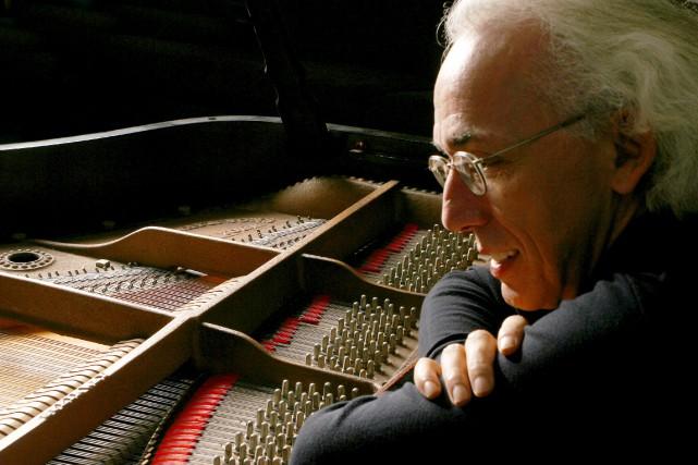 Le pianiste André Laplante offrira jeudi soir au... (Peter Schaff)