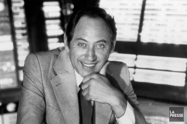 Alvin Toffler en 1984.... (ARCHIVES LA PRESSE)