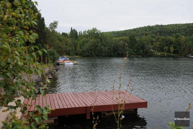 Le lac des Piles.... (Archives Le Nouvelliste)