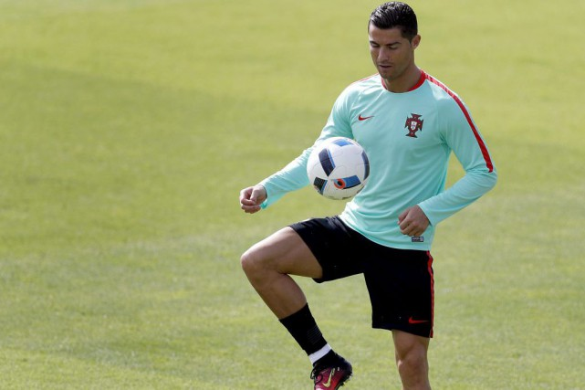 Cristiano Ronaldo... (Associated Press)