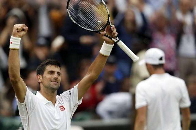 Novak Djokovic... (Associated Press)