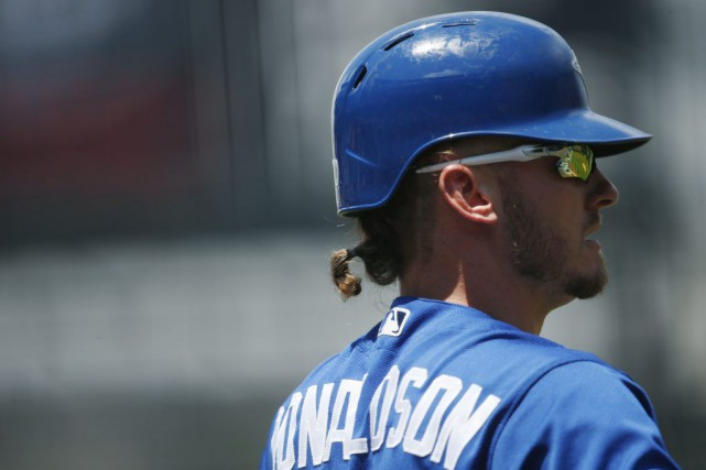 Josh Donaldson... (Associated Press)