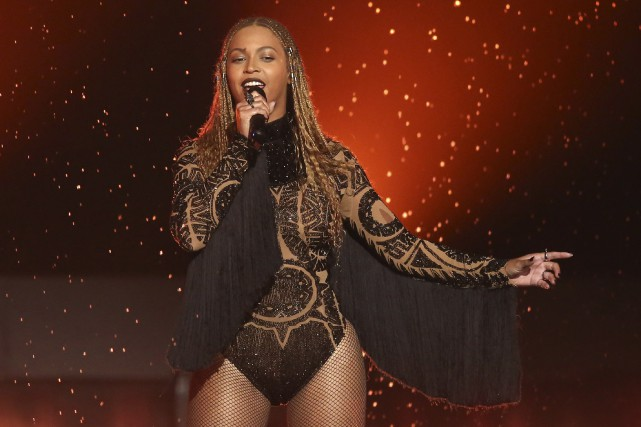 Beyoncé... (PHOTO ARCHIVES AP)