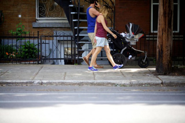 Le gouvernement Trudeau explique avoir préféré mettre en... (Photo Sarah Mongeau-Birkett, archives La Presse)