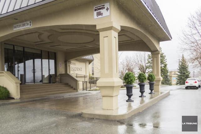 Incapable de s'entendre avec ses employés, l'Hôtel Le Président fermera comme... (Archives La Tribune)