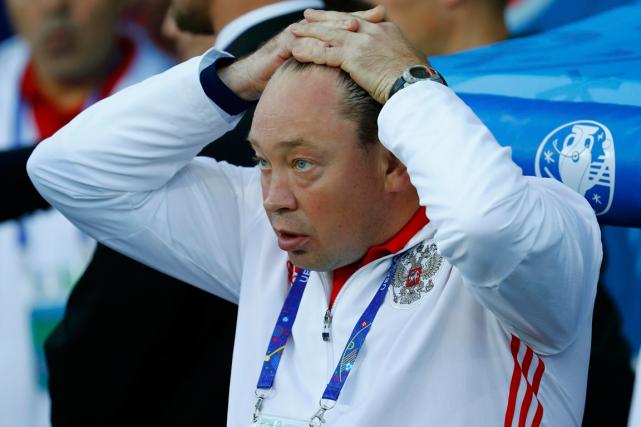 Le sélectionneur de l'équipe de soccer de la... (Photo Michael Dalder, Reuters)