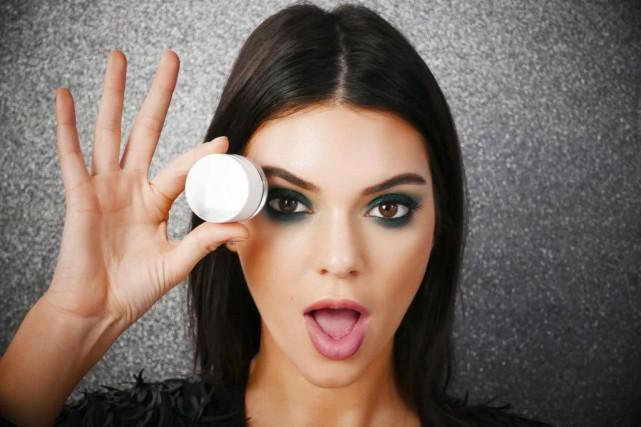 Kendall Jenner, visage de la nouvelle gamme Estée... (Photo fournie par Estée Edit)