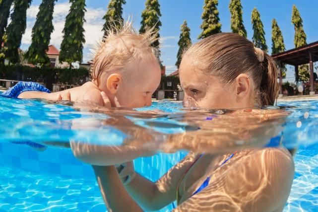 Chaque été il survient de malheureux accidents dans les piscines...