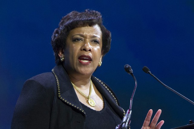 Loretta Lynch... (photo archives AP)