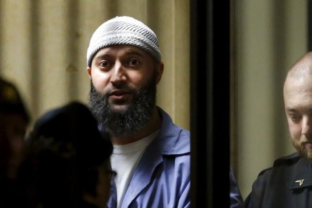 Emprisonné depuis plus de 16 ans, Adnan Syed... (PHOTO REUTERS)