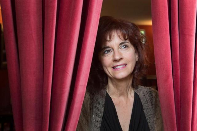 Lorraine Desmarais est àL'Astral vendredi soir, à 18h,... (Photo Ivanoh Demers, La Presse)