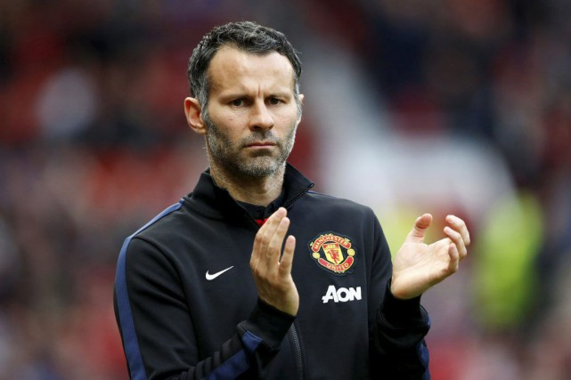Ryan Giggs... (PHOTO DARREN STAPLES, ARCHIVES REUTERS)