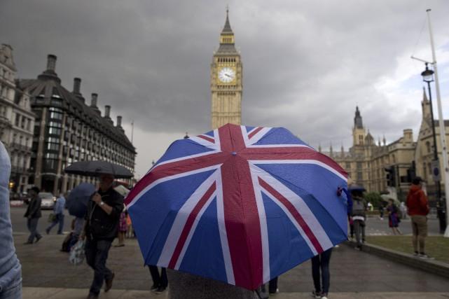 À propos des réactions à la suite des résultats du référendum britannique,... (AFP, Justin Tallis)