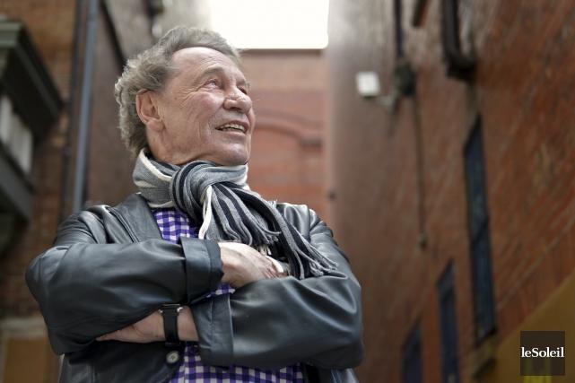 Après une retraite ratée, l'agenda de Jean-Pierre Ferland... (Photo Yan Doublet, Le Soleil)