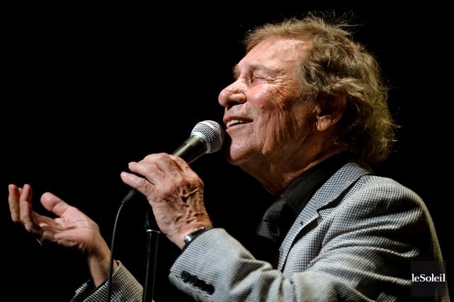 Avec l'âge, Jean-Pierre Ferland se dit convaincu d'être... (Erick Labbé, Archives Le Soleil)