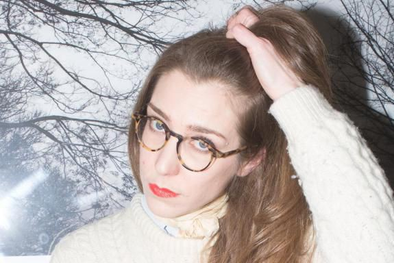 Lena Willikens... (Photo David Brandon, fournie par le Piknic Électronik)