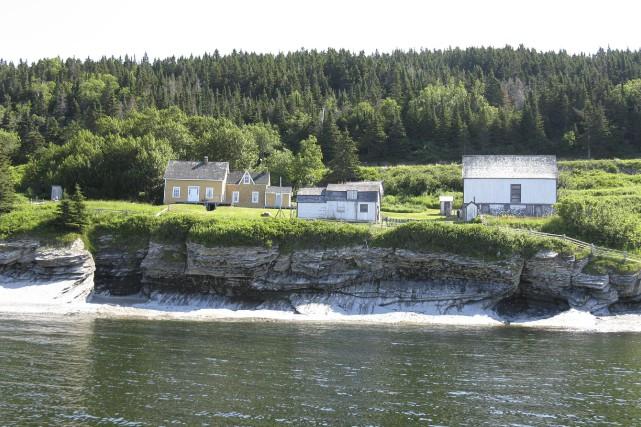 Parcs Canada restaurera la maison Blanchette et ses... (Collaboration spéciale Geneviève Gélinas)