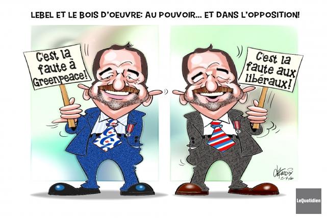 Mario Lacroix, Le Quotidien... (Mario Lacroix, Le Quotidien)
