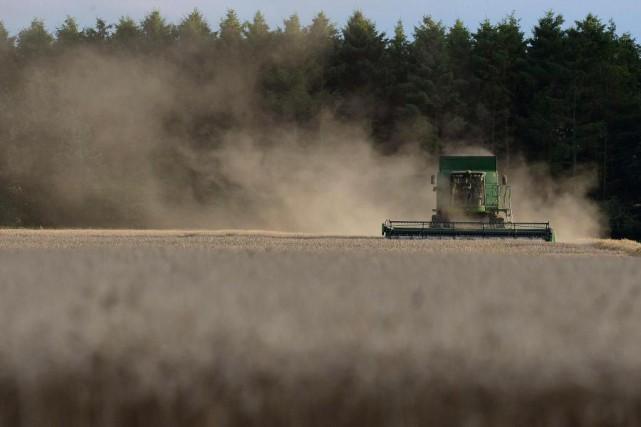Pour bien des fermiers européens, la Politique alimentaire... (PhotoNigel Roddis, Archives Reuters)