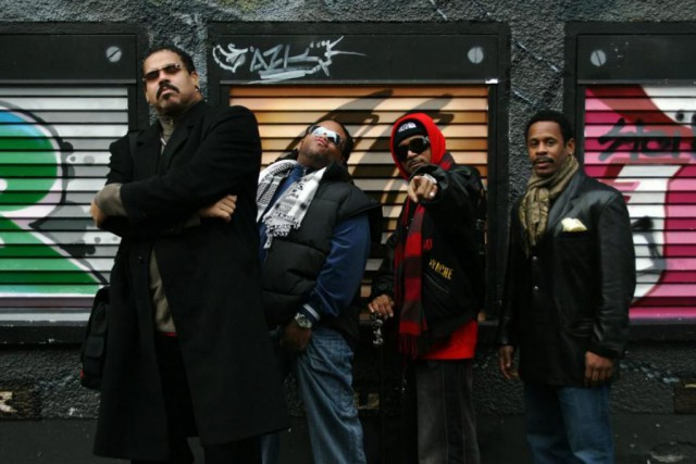 Les membres de Sugarhill Gang, Michael « Wonder » Mike,... (PHOTO FOURNIE PAR SPECTRA)