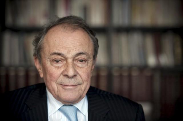 Michel Rocard en 2010... (Archives AFP, Martin Bureau)