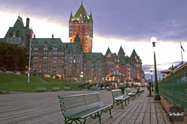 La Ville de Québec offre une programmation de... (Photothèque Le Soleil)