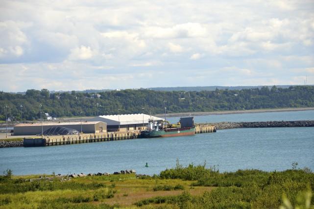 Pour Nature Québec, le développement d'une zone industrialo-portuaire... (Collaboration spéciale Johanne Fournier)