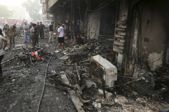 Selon des sources médicales et des responsables de... (PHOTO SABAH ARAR, AFP)