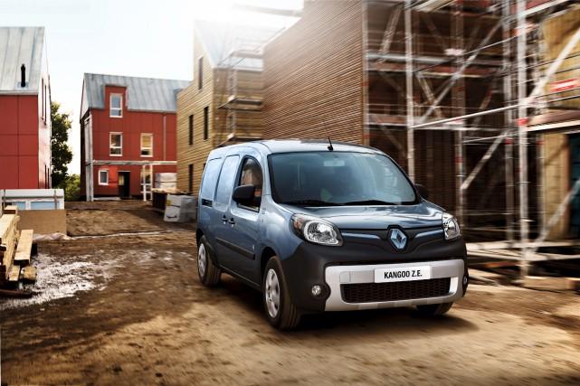 Selon le Réseau AZRA, distributeur officiel des produits... (Photo fournie par Renault)
