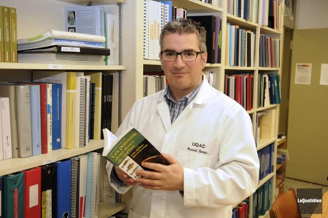 Le professeur Pascal Sirois dirige la Chaire de... (Archives Le Quotidien)
