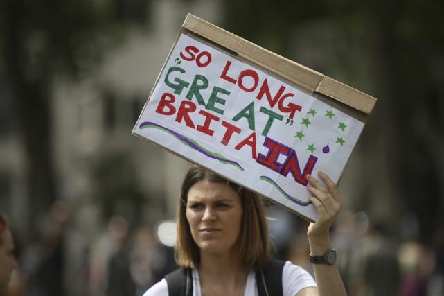 Le groupe britannique était tout de même un... (Associated Press)