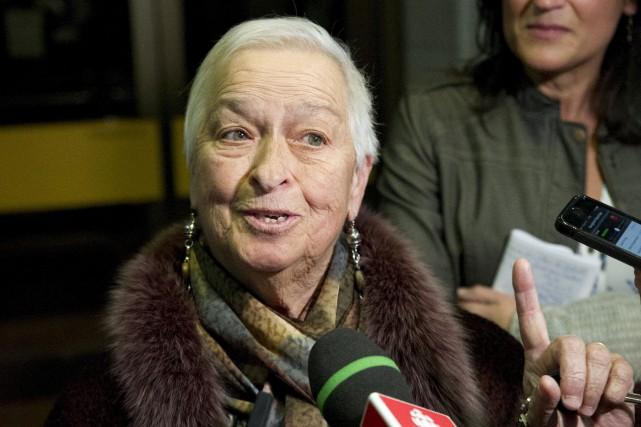 La préfète de la MRC Papineau,Paulette Lalande... (Martin Roy, Archives LeDroit)