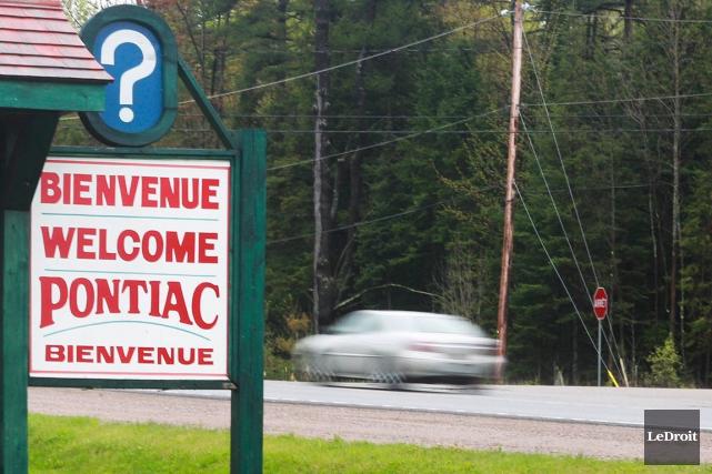 Le Pontiac serait en train de se vider de sa population. Selon le Panorama des... (Patrick Woodbury, Archives LeDroit)