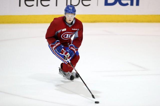 Après Nikita Scherbak en 2015, le Canadien de... (Photo Robert Skinner, La Presse)