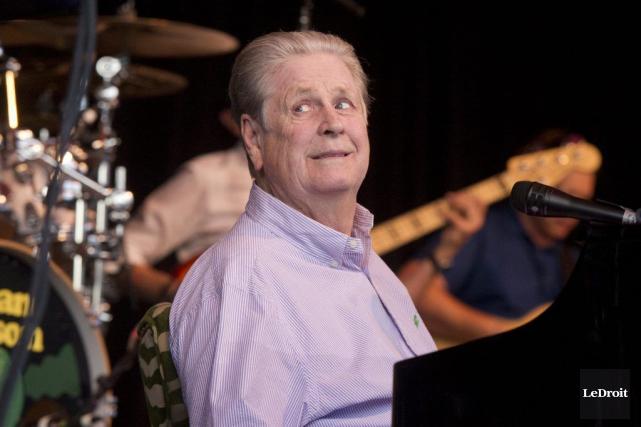 Brian Wilson a interprété l'intégrale de l'albumPet Sounds... (Martin Roy, LeDroit)