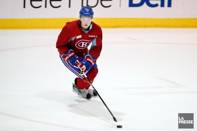 Choix de première ronde du Canadien (9e au... (Photo Robert Skinner, La Presse)