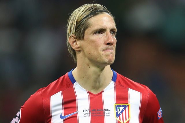 Fernando Torres... (Photo Carl Recine, Reuters)