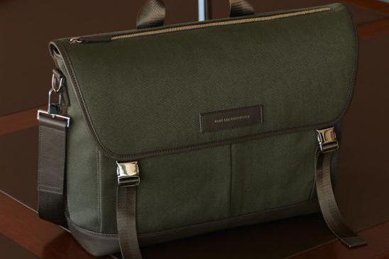 Le sac Jackson, WANT Les Essentiels, 550$... (PHOTO FOURNIE PAR L'ENTREPRISE)